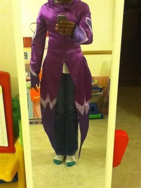 charmcaster ben  cosplay  full costume construction embellishing  fusing  cut