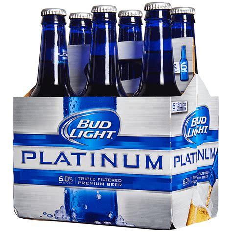 bud light platinum price bud light platinum 12 oz btls