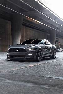 6th gen black 2015 Ford Mustang GT Premium 600 whp For Sale - MustangCarPlace
