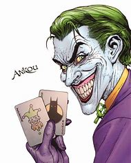 Batman Joker Comic