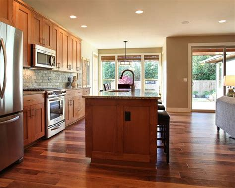 pictures of tiled kitchen countertops spaces cherry shaker cabinets design pictures 7491
