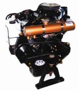 4 Cylinder 181 Marine Engine  4  Free Engine Image For User Manual Download