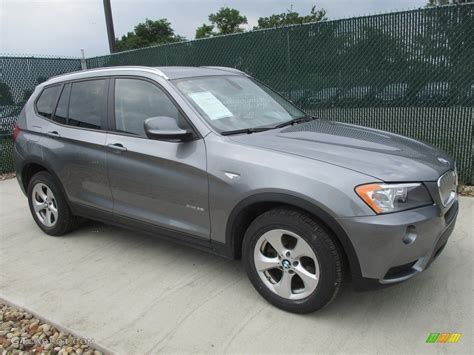 Bmw Space Grey by 2012 Space Gray Metallic Bmw X3 Xdrive 28i 114216788