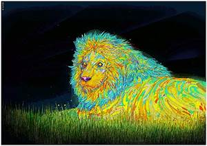 Trippy Lion Gif | www.pixshark.com - Images Galleries With ...