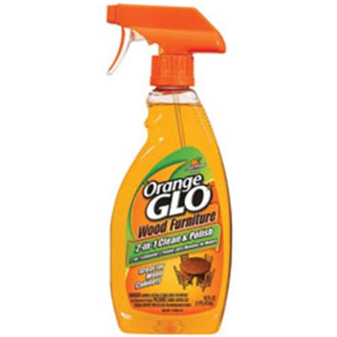 orange glo polish reviews and 2 in1 clean and polish spray