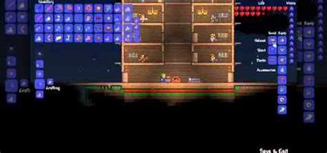 how to how to craft a robe in terraria 171 pc games