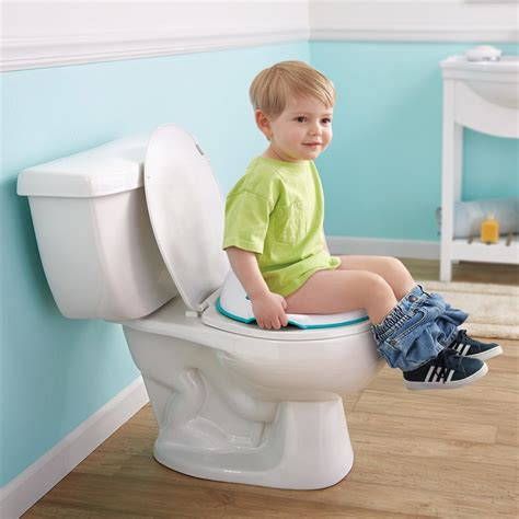baby toilet fisher price fit potty ring toilet