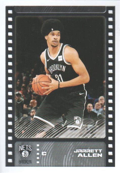 2019-20 Panini Stickers Basketball #135 Jarrett Allen | eBay