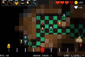 Crypt of the Necrodancer Review - Hey Poor Player