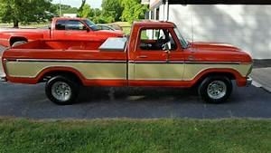 Classic 1979 Ford F150 Ranger V8 460 C6 Automatic
