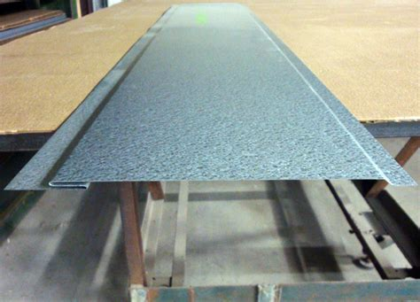 flat lock panels reliable sheet metal