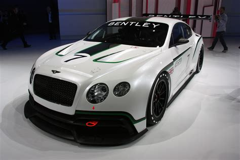 bentley sports bentley unveils continental gt3 racer w video autoblog