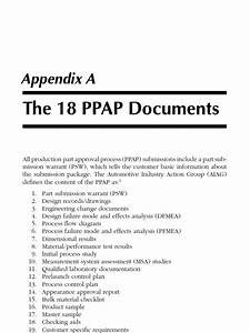 Ppap for Ppap documents pdf