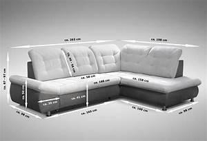 Couchbezug Für Eckcouch : schlafsofa sofa couch ecksofa eckcouch in grau mit schlaffunktion ottawa kaufen bei kuechen ~ Indierocktalk.com Haus und Dekorationen