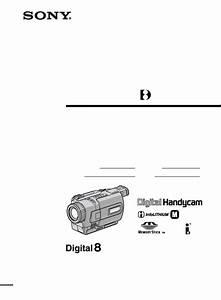 Sony Dcr-trv330