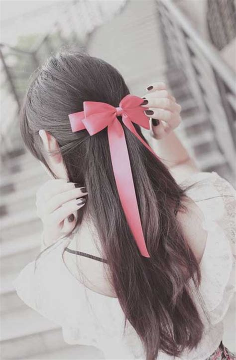 drab  fab gorgeous hairstyles  bows