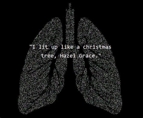 i lit up like a tree hazel grace