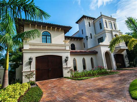 Mediterranean Revival Residential Architecture