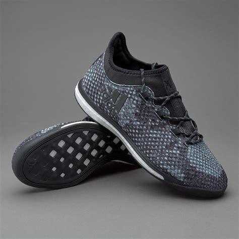 sepatu futsal adidas x 16 1 vapour green black grey