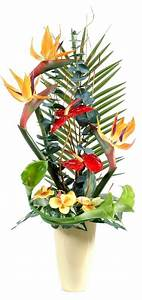 Palmier Artificiel Gifi : fleurs artificielles en ligne la pilounette ~ Teatrodelosmanantiales.com Idées de Décoration