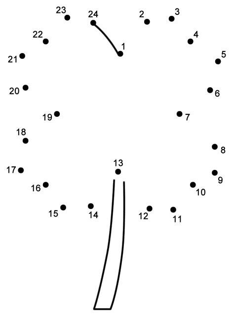 leaf clovershamrock connect  dots count