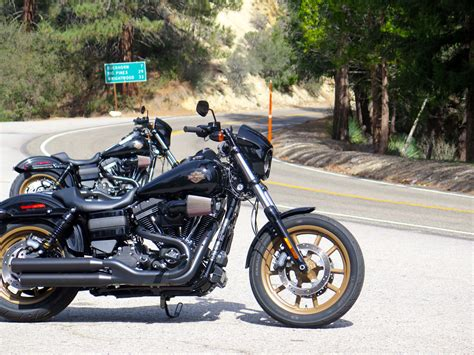 2016 Harley-davidson Low Rider S First Ride Review