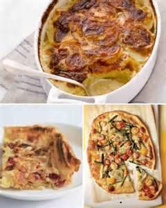 Spinach And Gruyere Quiches Recipe — Dishmaps