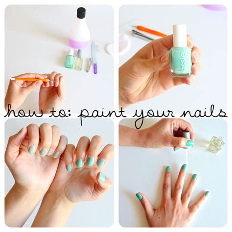 how to decorate nails how to paint your nails