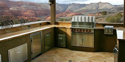 tips  choosing   grill   outdoor kitchen
