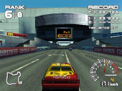 Ridge Racer Type 4 Review (psone)