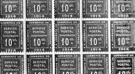 chambre de commerce de valenciennes la chambre de commerce de valenciennes a eu timbre
