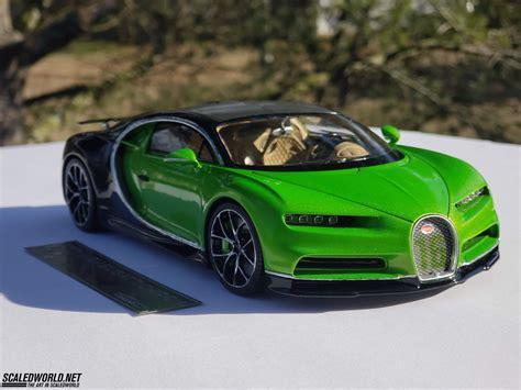 Bugatti Chiron   ScaledWorld