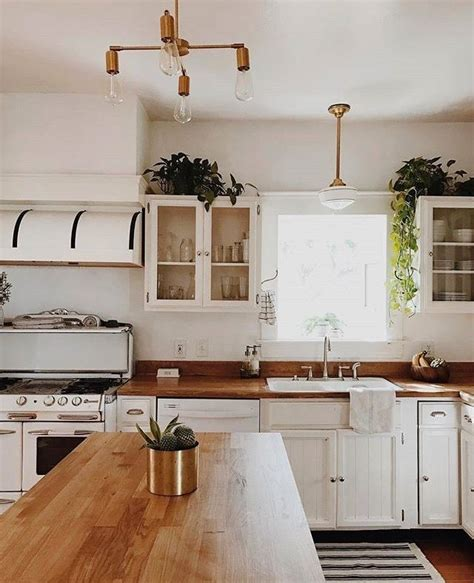 26+ Pleasing Modern Boho Chic Kitchen
