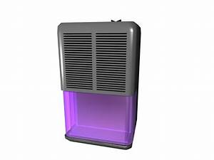 Air Humidifier 3d Model 3d Studio 3ds Max Dxf Files Free