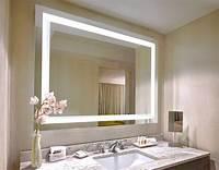 bathroom wall mirror Lighted Mirrors - pixball.com