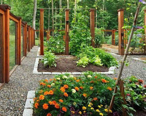 stylish deer proof garden fence garden ideas gardens fence design and vegetables