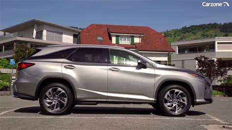 suv hybride 2019 2019 lexus rx l review the best 7 seater hybrid suv