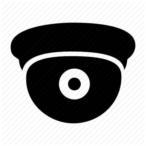 cctv monitoring security icon