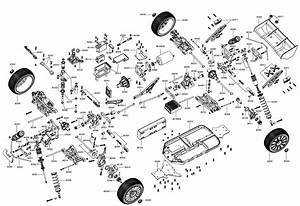 cs electronic xonic explosionszeichnung With toyota 4x4 truck auto parts diagrams