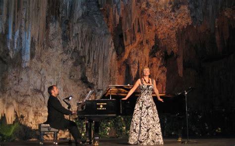 la cueva de nerja festival internacional de musica  danza