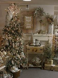 Southern Blue Celebrations Shabby Chic Christmas
