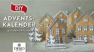 Adventskalender Tüten Depot : diy h bscher adventskalender aus papiert ten how to ~ Watch28wear.com Haus und Dekorationen