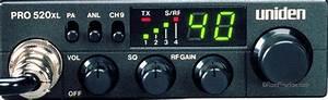 Uniden Compact Professional Cb Radio Pro