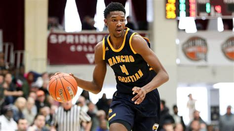 usc signee evan mobley named morgan wootten national