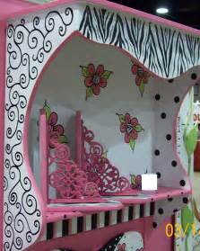 pink room decor images