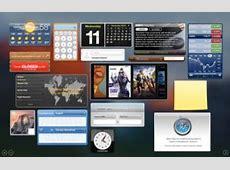 Dashboard macOS Wikipedia