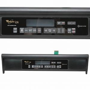 Wall Oven Control Panel