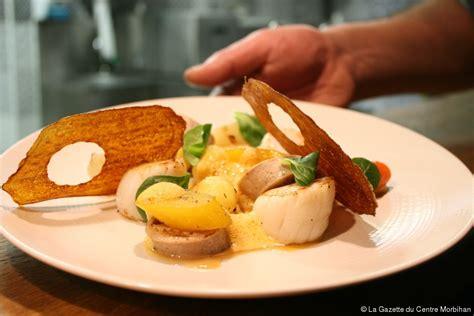 cuisine bistronomique chef de la source à vannes ludo et sa cuisine