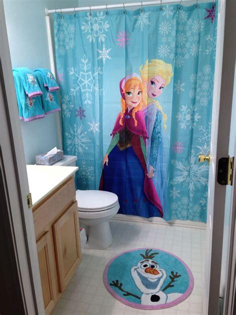 Disney Bathroom Ideas by Frozen Bathroom Decor From Target Bathroom Ideas