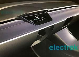 Imágenes del nuevo supuesto interior de los nuevos Tesla Model S y Tesla Model X
